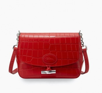 Roseau Croco Crossbody
