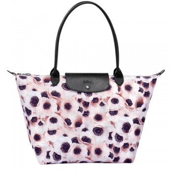 Le Pliage Anemone Large Shoulder Tote DISCONTINUED