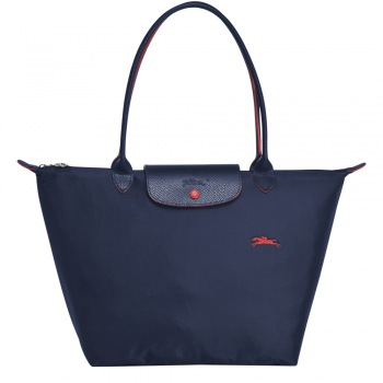Le Pliage Club Large Shoulder Tote New Colors