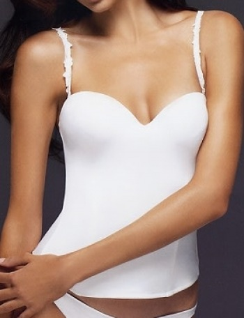 Bridal Seduction Bustier Long Line Bra