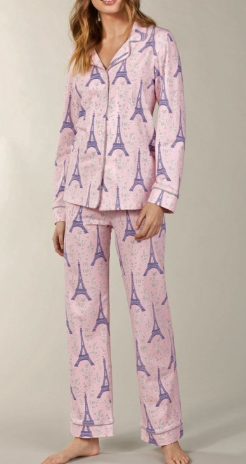Colette's Eiffel Tower Pajama Set