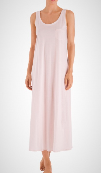 Cotton Deluxe Long Tank Gown