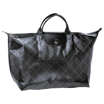 LM Metal Medium Top Handle Tote New Spring 2014