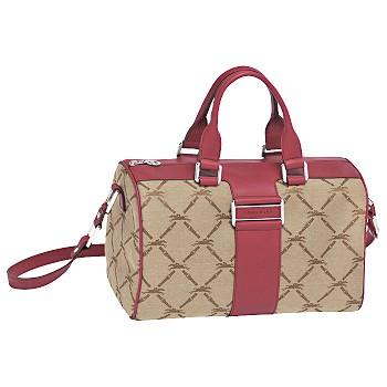 LM Jacquard Handbag