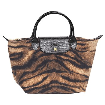Le Pliage Tiger Medium Top Handle Fall 2012