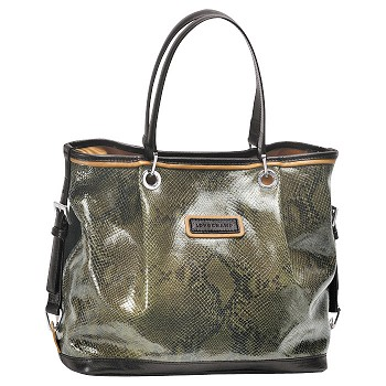 Reptiligne Large Handbag Colors on Sale