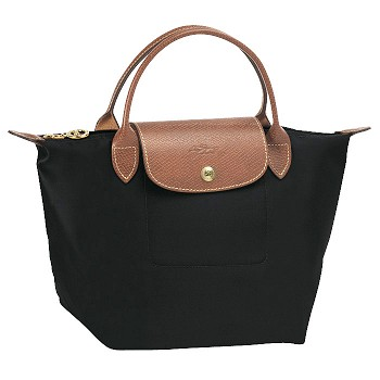 Le Pliage Small Top Handle Folding Tote Colors on Sale