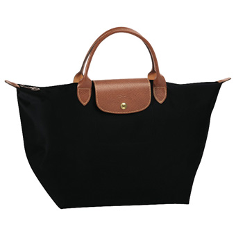 Le Pliage Large Top Handle Folding Tote Colors on Sale