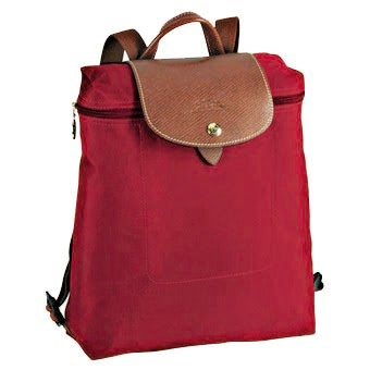 Le Pliage Folding Backpack Spring 2013 Colors
