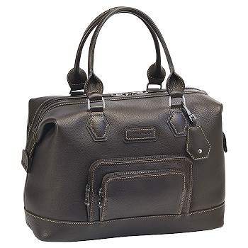 Legende Medium Leather Satchel