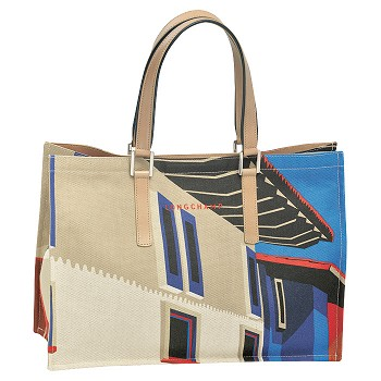 Finca Luisa Medium Canvas Tote