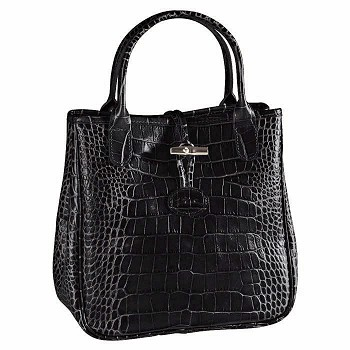 Roseau Croco Mini Shopper Colors on Sale