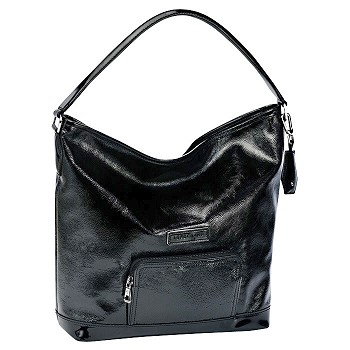 Legende Verni Patent Leather Hobo