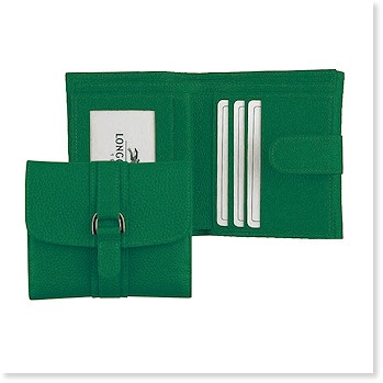 Veau Foulonne Small Wallet