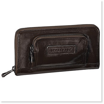 Legende Patent Leather All in One Wallet