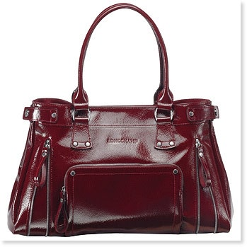 Rival Patent Leather Tote Spring 2012