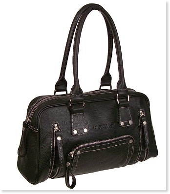4 X 4 Pocket Satchel  Spring 2012