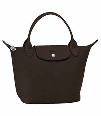 Le Foulonne Small Leather Handbag