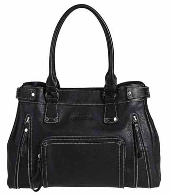 4 x 4 Leather Tote Spring 2013