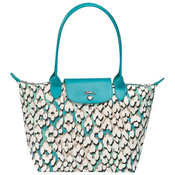 Ile Aux Pantheres Medium Tote Bag New Spring 2014