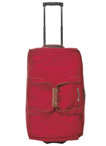 Le Pliage Small Travel Duffle on Wheels