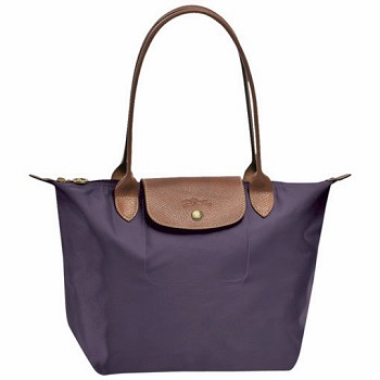Le Pliage Medium Folding Shoulder Bag