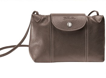 Le Pliage Cuir Cross-body