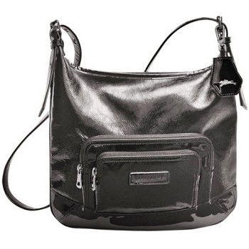 Legende Verni Patent Leather Crossbody Bag