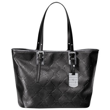 LM Cuir Medium Shoulder Tote New Fall 2014