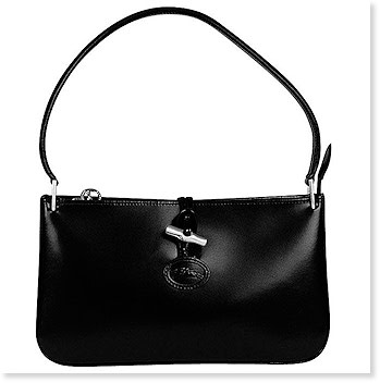 Chine Top Zip Shoulder Bag Spring 2013