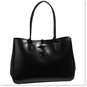 Roseau Long Handle Shoulder Tote