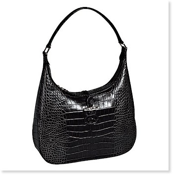 Roseau Croco Hobo New Fall 2013