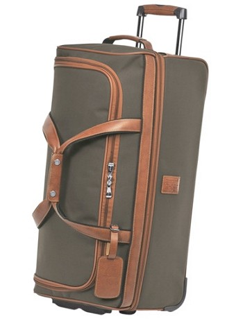Boxford Large Wheeled Duffel Expandable 27 Inch