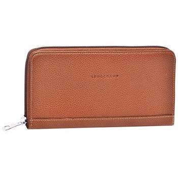 Le Foulonne Zip Around Wallet