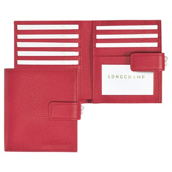 Le Foulonne Compact Wallet Spring 2016