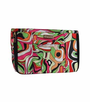 PurseN Medium Organizer Insert Swirl Pattern