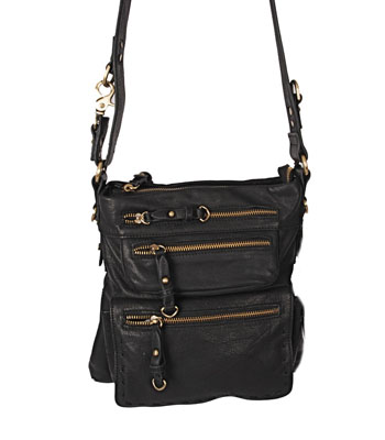 Zip Top Crossbody