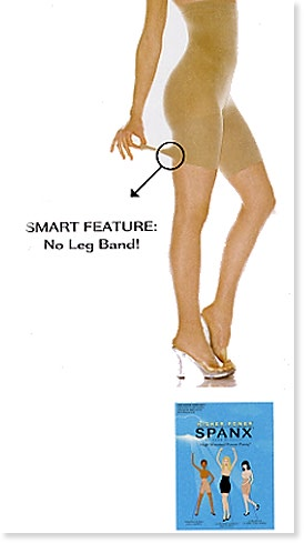 SPANX Higher Power with Tummy Control