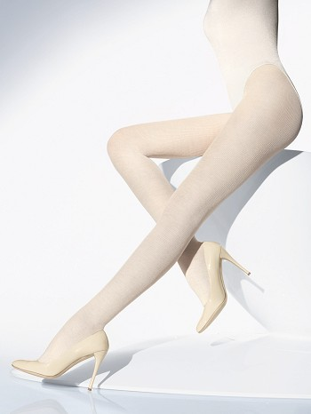 Merino Rib Tights