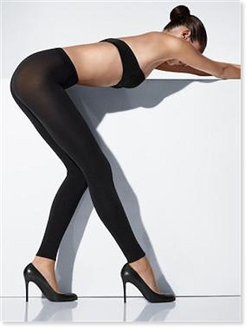 Mat Opaque 80 Leggings