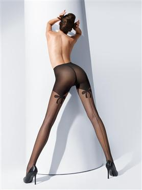 Secret Bows Tights