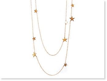 Gorjana 061-158-G Star Wrap : Gorjana_061-158-G_Star_Wrap : Jewelry : Gorjana : fall 2008 : Bagshop.com