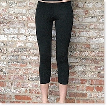 Only Hearts So Fine Cropped Legging 20106