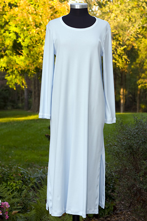 Opus Long Sleeve Long Nightgown