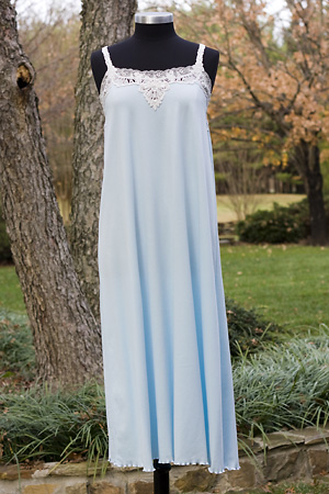 Sierra Long Strap Gown