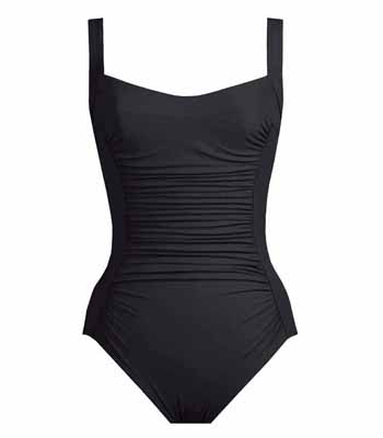 Square Neck Underwire Tank BA-D70