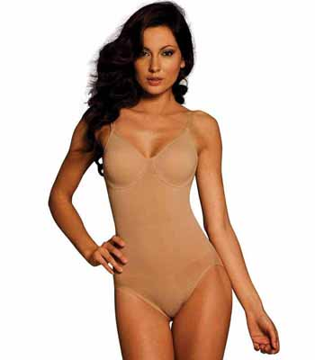 The Pin up with Underwire bodysuit 44001