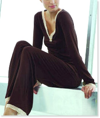 Eberjey Prima Ballerina Loungewear Set LIMITED SIZES