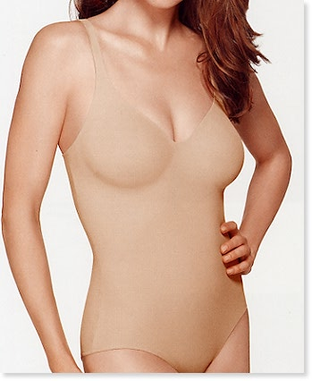 Wacoal Hidden Wire Seamless Body Briefer