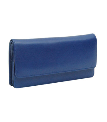 Donington Napa Gusseted Clutch Wallet CD434